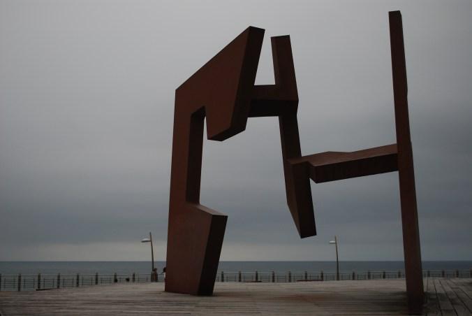 Escultura Construcción Vacía