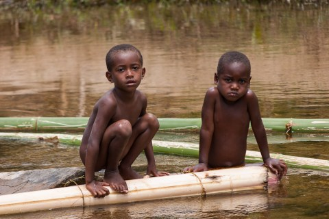 Mujeres Nómadas - Madagascar