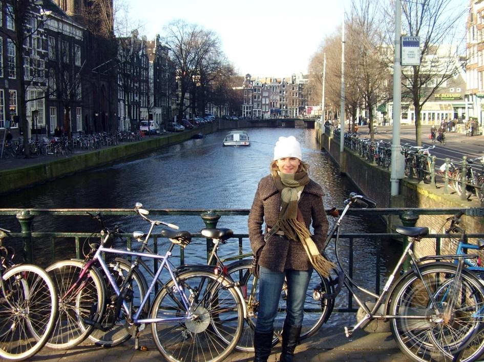 Mi estancia en Holanda.