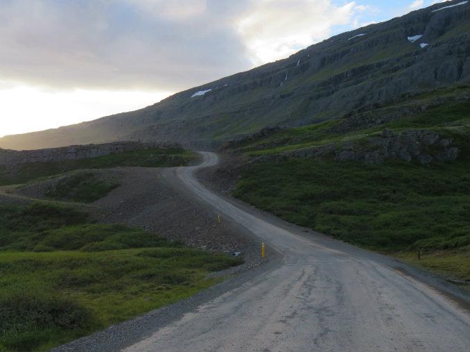 Carretera 92. Este de Islandia.
