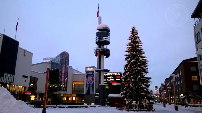 Centro de Rovaniemi.