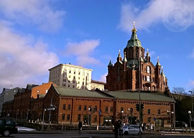 Catedral Uspenski.