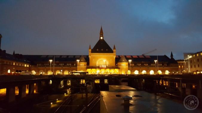Estación central de trenes