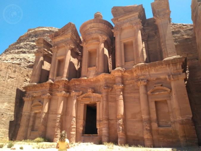 El Monasterio. Petra.