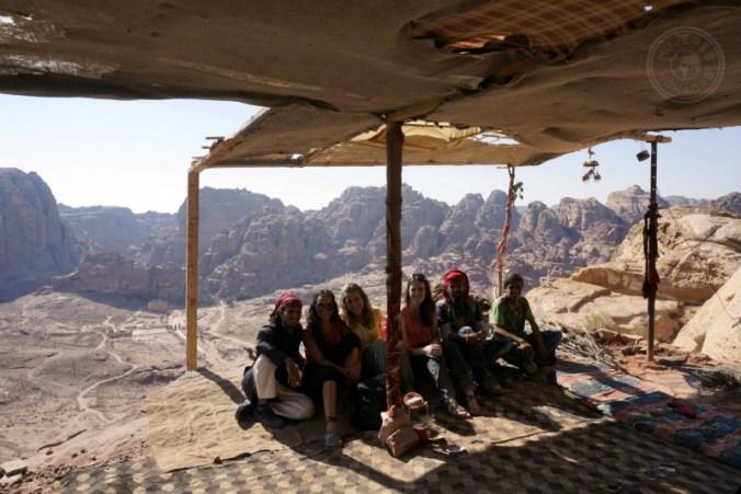 Rincones beduinos no frecuentados por el turismo.
