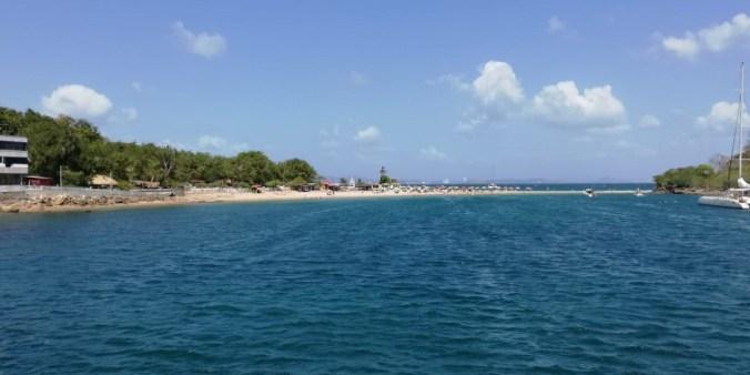 Isla de Taboga. Panamá.