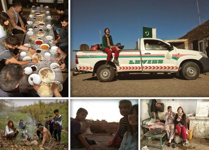 Recuerdos de mi visita a Irak y Pakistán.