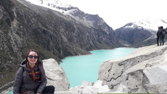 Laguna Parón, Huaraz, Perú