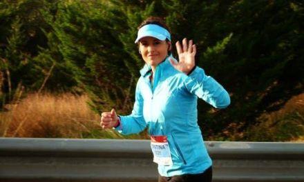 Quart de Marató Sitges 2015, dejando atrás los turrones de navidad ;)