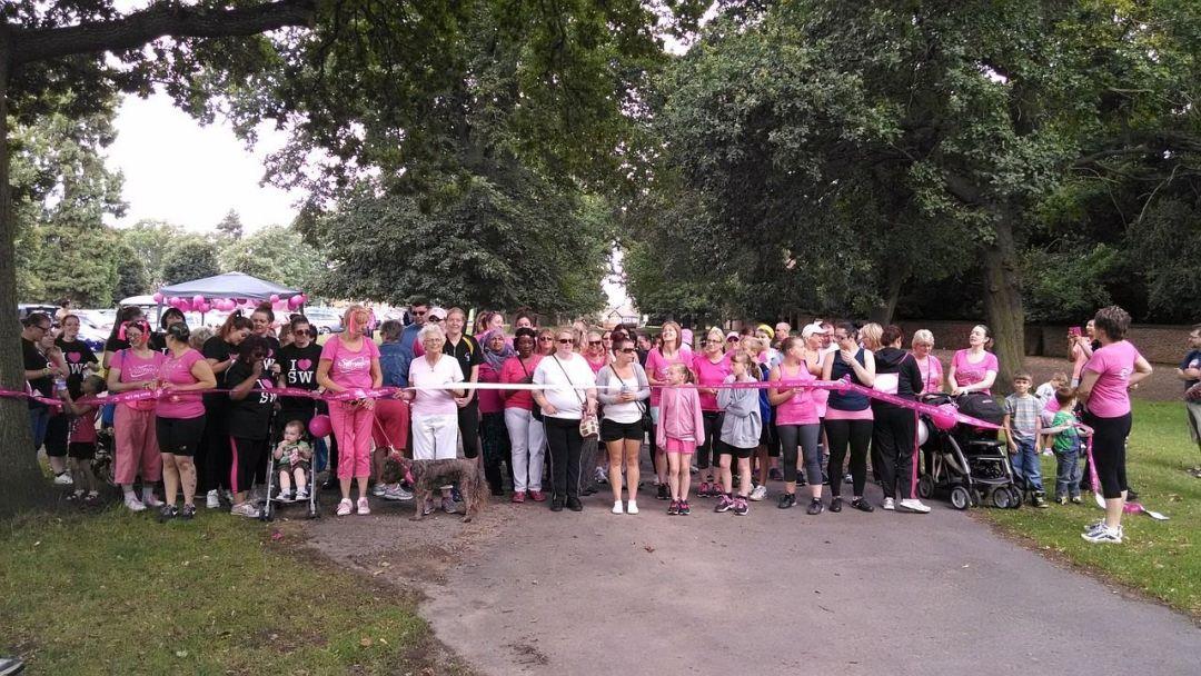 running sumate al rosa mujeres runners