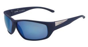 Gafas de Sol Mujer Bollé KEEL 11962 Matte Blue - Polarized Offshore Blue oleo AR