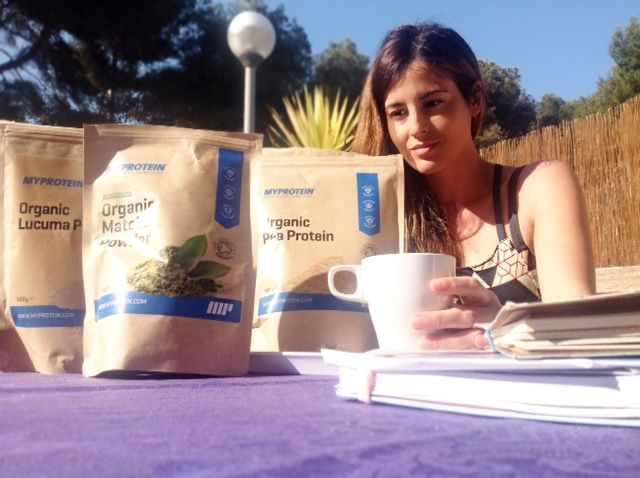 Mujeres runners superalimentos Myprotein