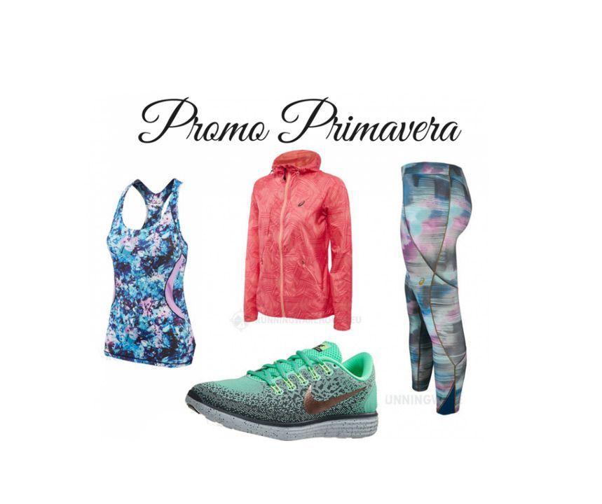 Promo primavera mujeres runners