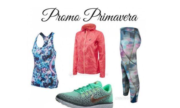 Promo ropa Running Mujer Primavera