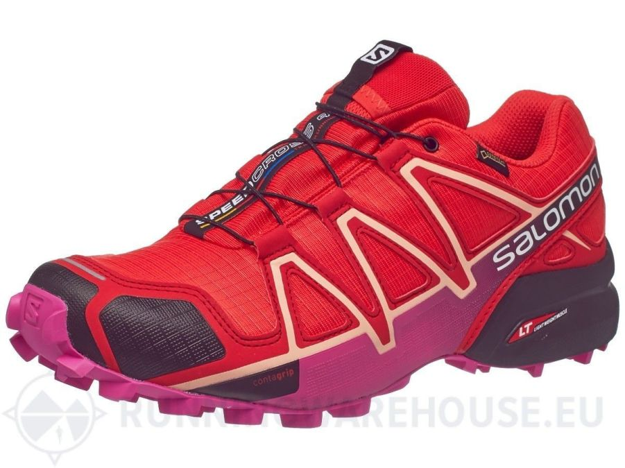 zapatillas de trail con gore tex