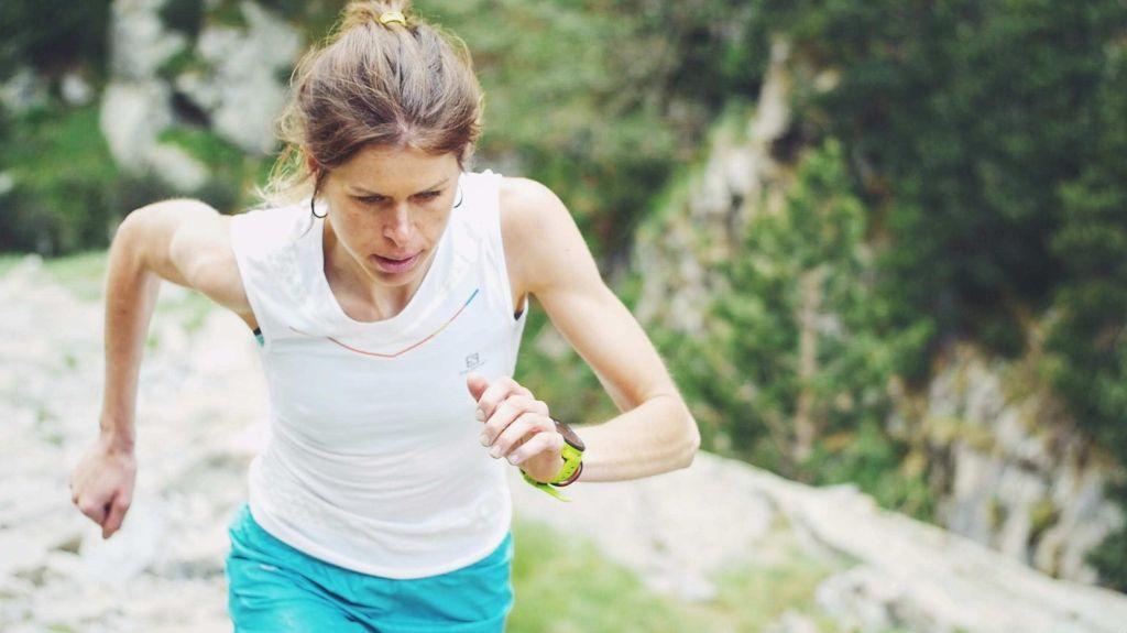 Laura orgué trailrunning