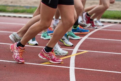 postura correcta para correr