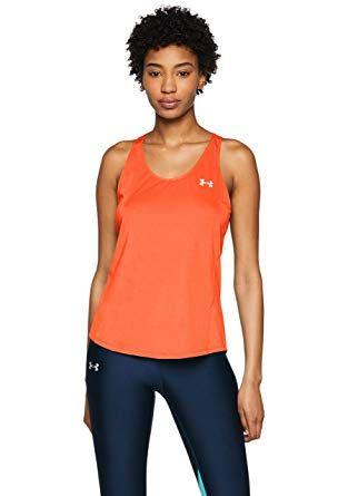 Under Armour Camiseta Deportiva para Mujer Speed Stride, Mujer