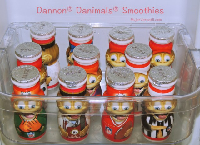 Dannon® Danimals® Smoothies