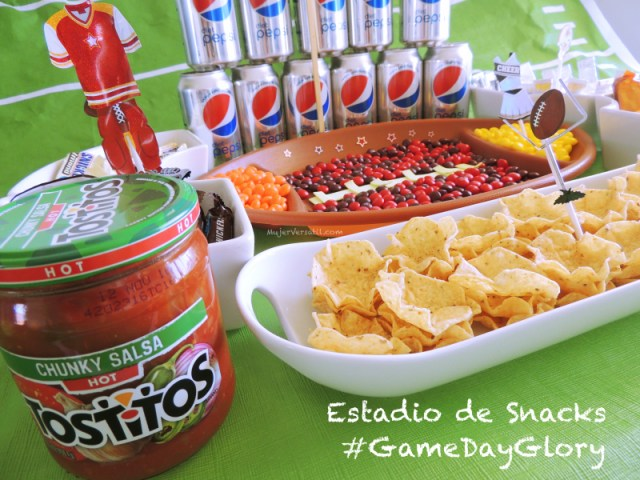Estadiode Snacks #GameDayGlory