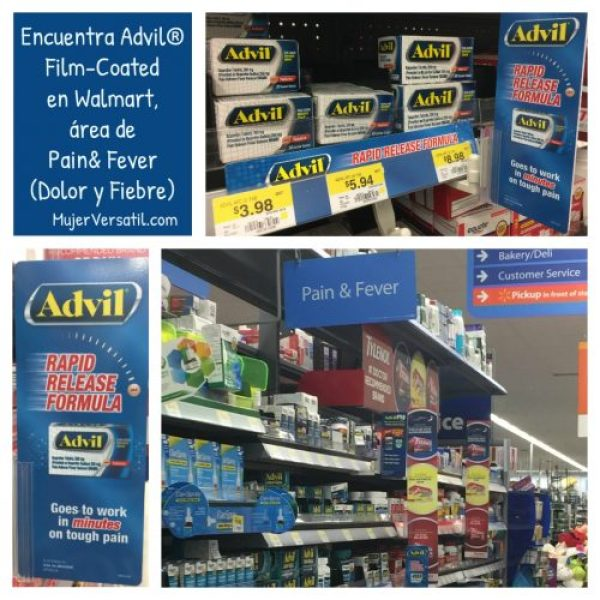 Advil® Film-Coated