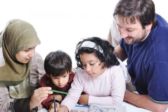 والدین کی ذمہ داریاں۔۔صاحبزادہ امانت رسول