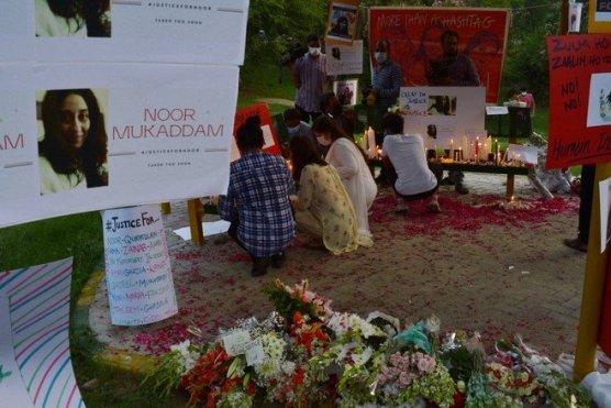 نور مقدم کا مقدمہ لڑنے کے لیے عطیہ مہم کیوں روک دی گئی؟