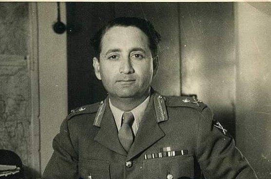 اوّل سربراہ بین العسکری الخدماتی مخابرت (DG ISI) میجر جنرل سید شاہد حامد۔۔ بلال شوکت آزاد