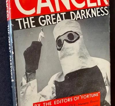 کینسر (5) ۔ عظیم تاریکی/وہاراامباکر
