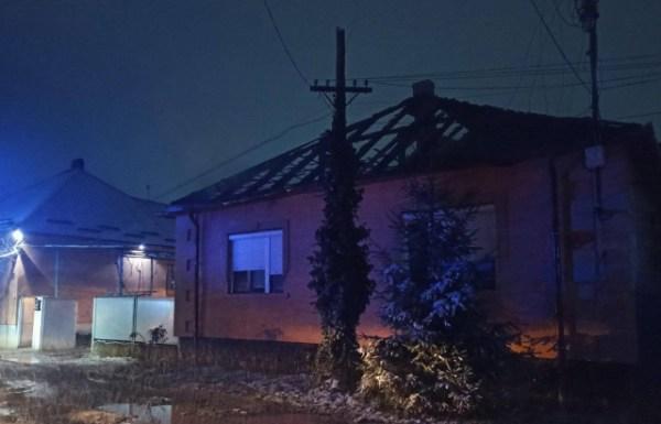 У Мукачеві на Старий Новий рік горів будинок (ФОТО ...