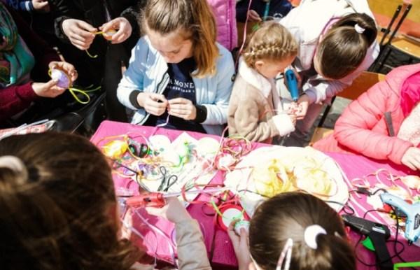 """У Мукачеві відбулось родинне свято """"Писанковий рай"""" (ФОТО ..."""