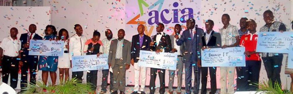 UCC ACIA 2015 AWARDS GALA