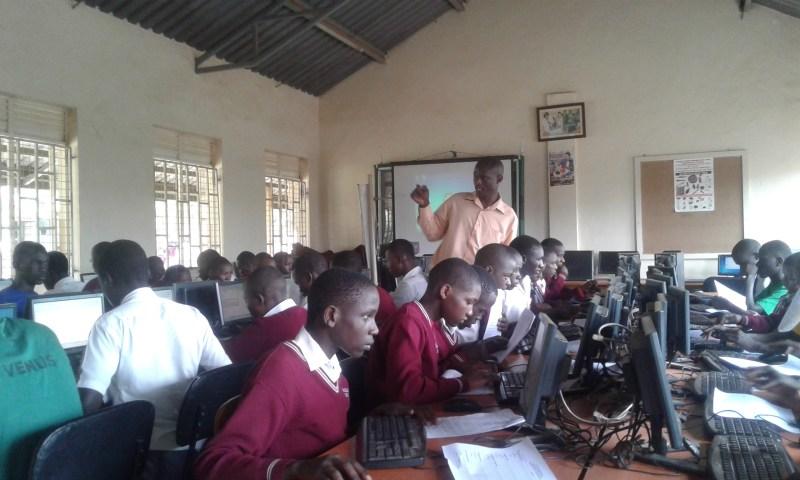 UGANDAN SCHOOLS EMBRACING DIGITAL EDUCATION