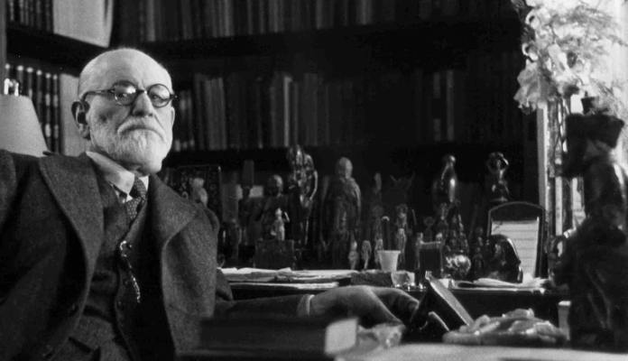 Sigmund Freud Londra min