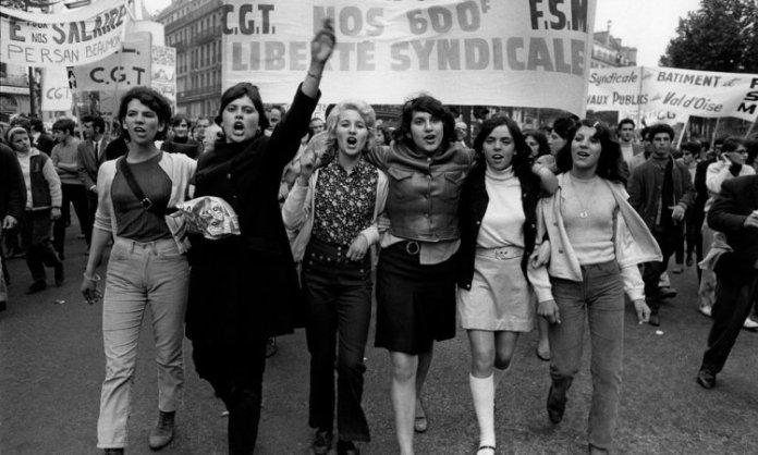 Fransa 1968 Eylemleri