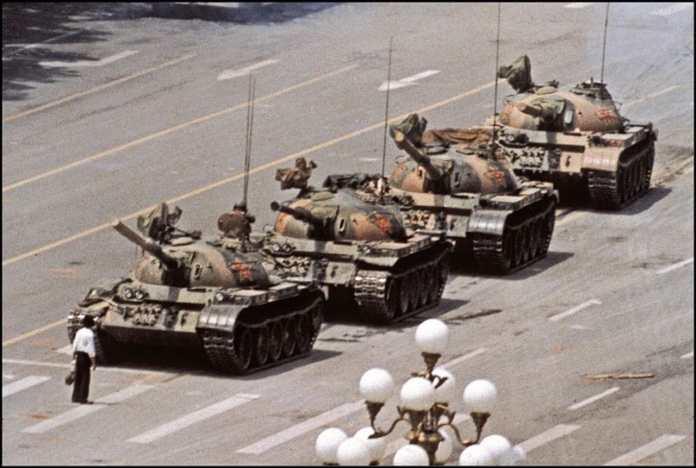 Tiananmen Meydani 2 min