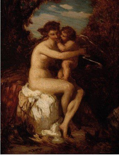 Venus Cupidi Bagliyor min