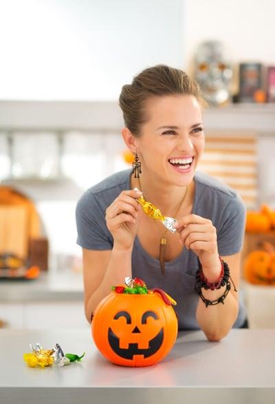 Healthy Halloween Party Treats