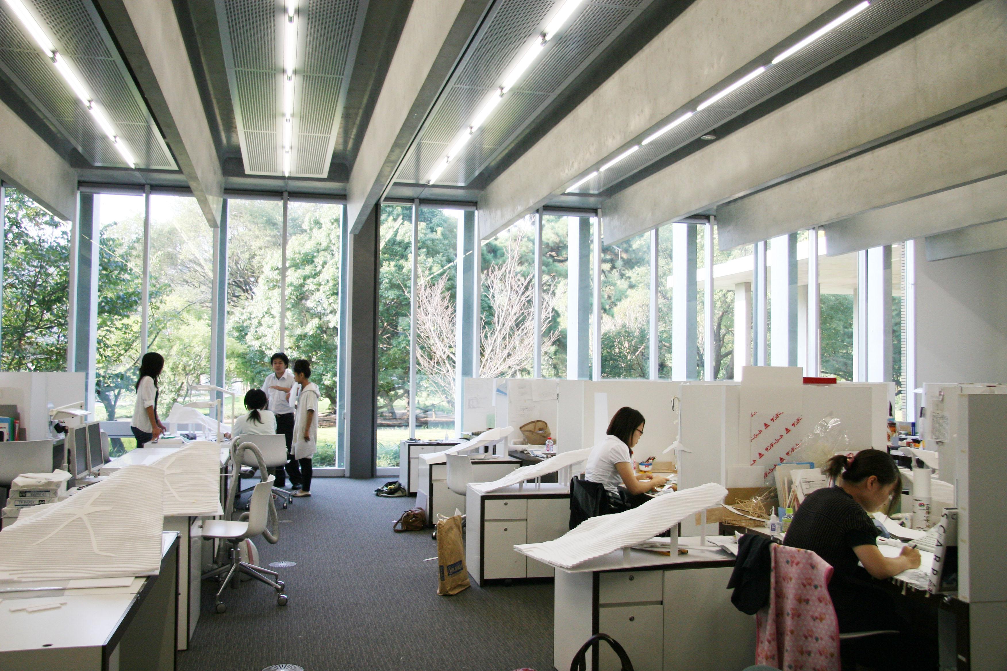 武庫川女子大学 建築学科・大学院建築学専攻 建築スタジオ