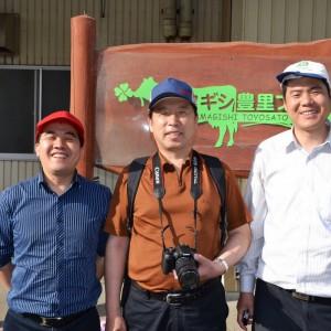 12-中国社会科学院研究員来訪 2012-01-012