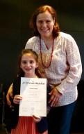 Amelie Knapp: 1. Preis mit Auszeichnung, AG A (Klasse Mag. Andrea Hampl)