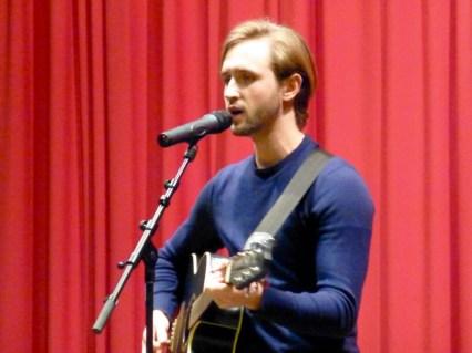 Alexander Bock, Gesang & Gitarre