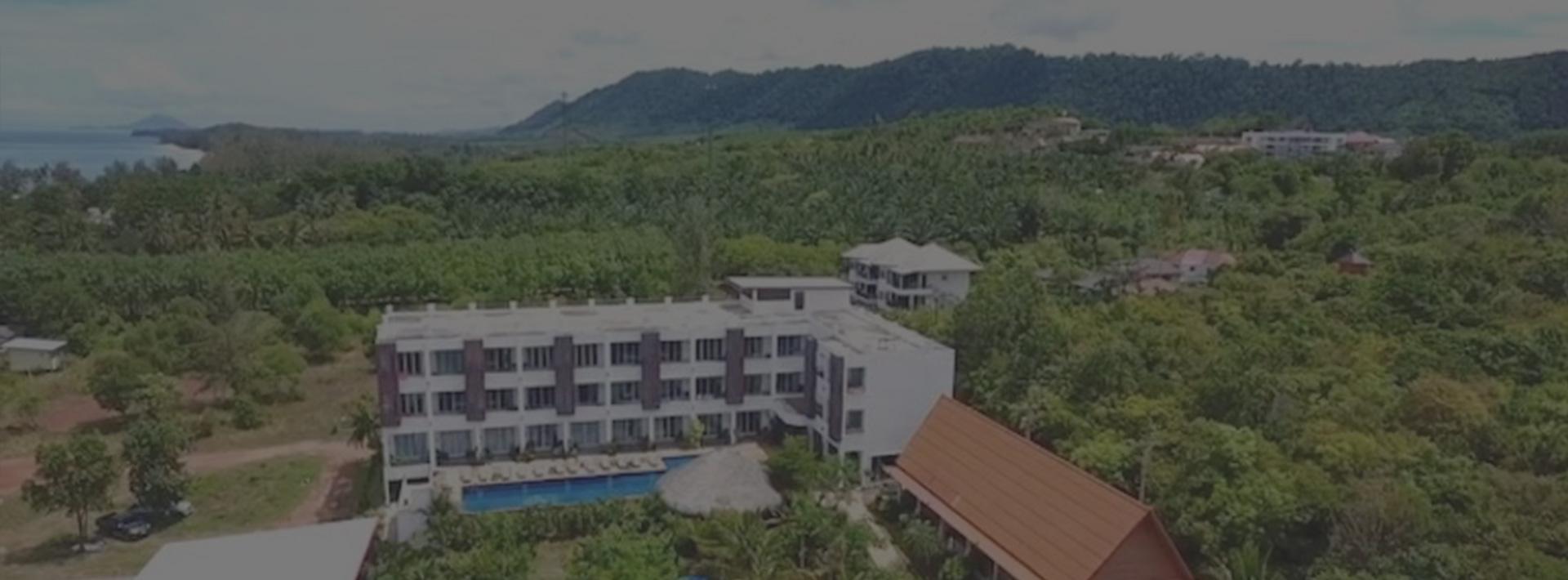 Koh Lanta Sport Resort Top Cover