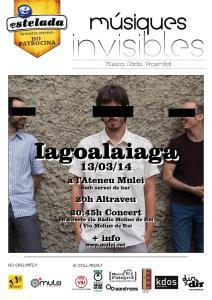 Músiques Invisibles - Iagolaiaga
