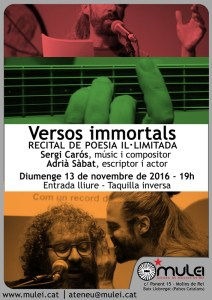 Versos immortals