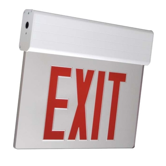 Mule Lighting - Renaissance CEL Series – Surface Mule Lighting CEL Exit Sign