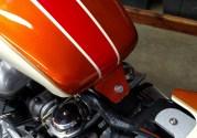 Rear tank mount