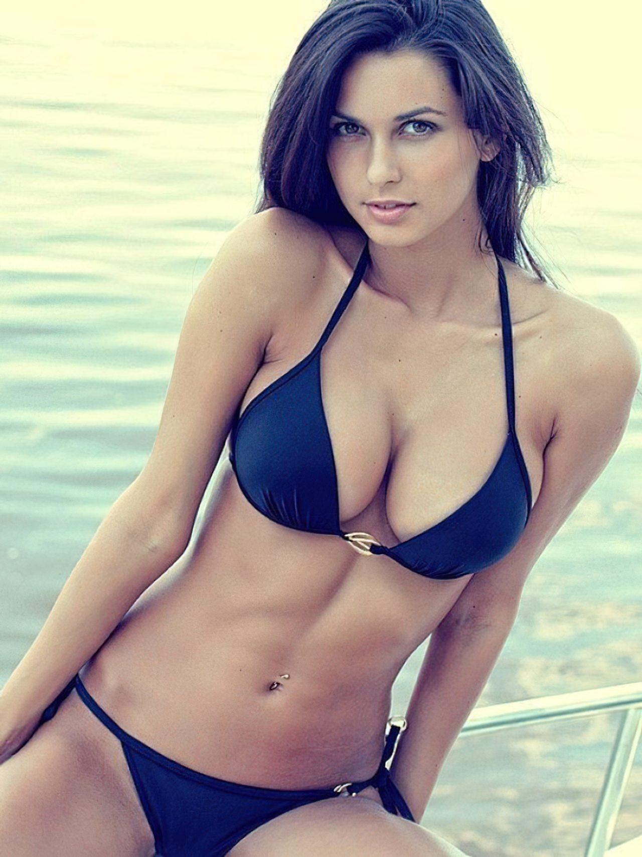 Mulher de Bikini