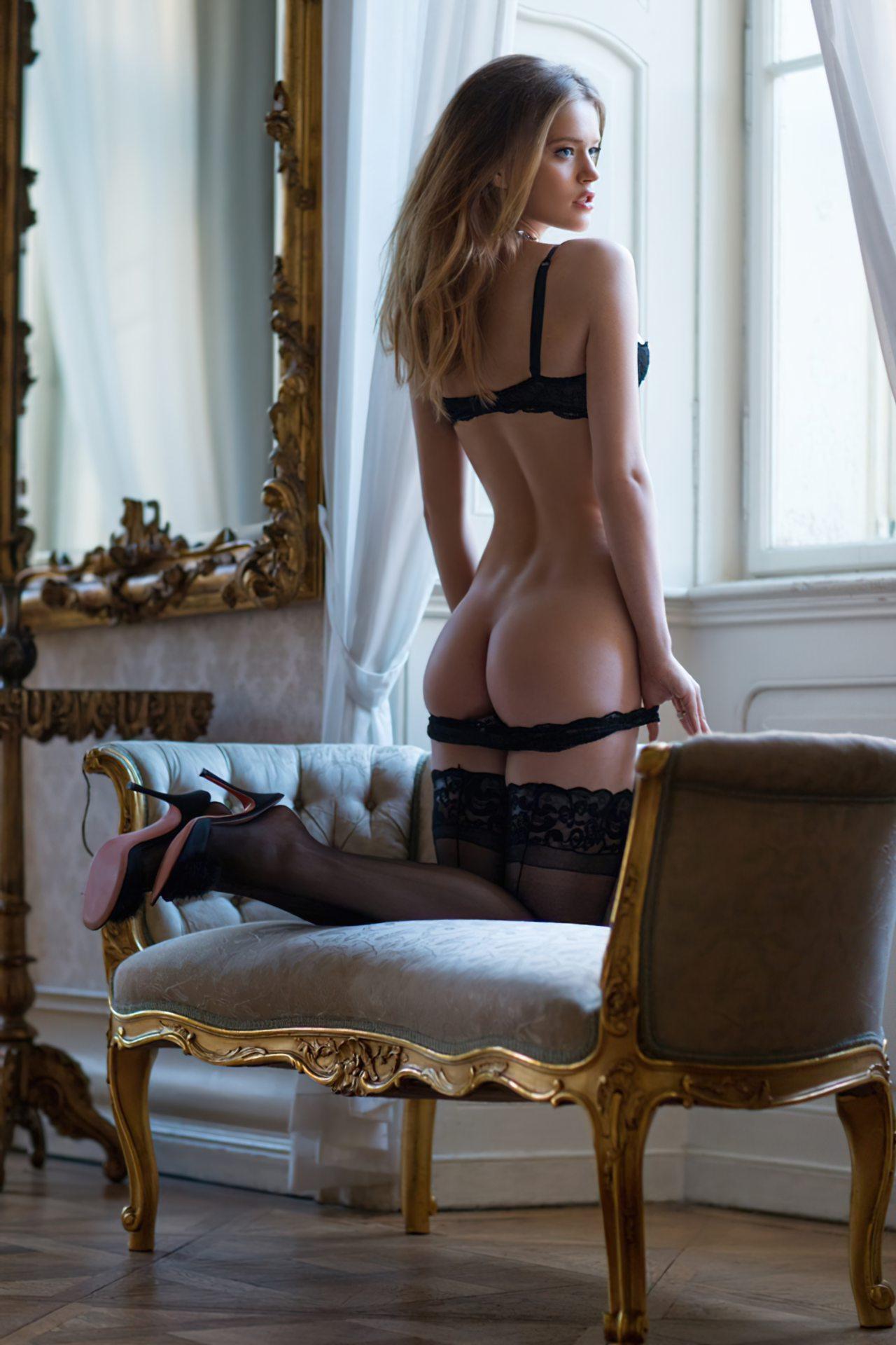 Mulheres da Playboy em Lingerie (3)