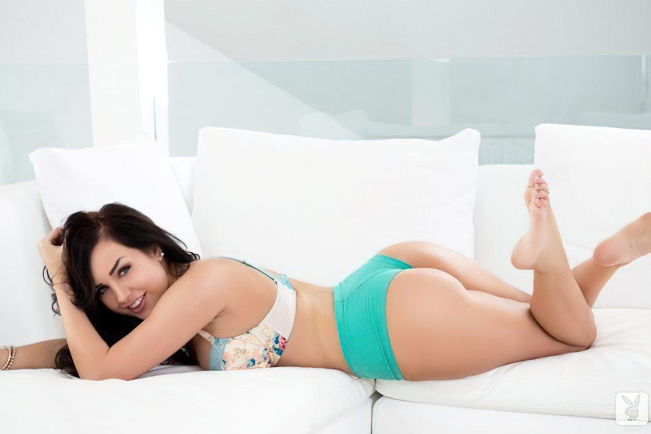 Ann Denise na Playboy (19)